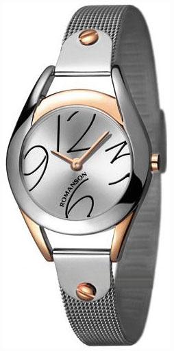 Romanson Romanson RM 1221 LJ(WH) romanson женские наручные часы rn0391ql1gas1g