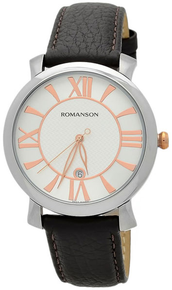Romanson Romanson TL 1256 MJ(WH)BN romanson tl 1269 lg wh bn