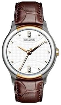 Romanson Romanson TL 1213 LJ(WH) romanson женские наручные часы rn0391ql1gas1g
