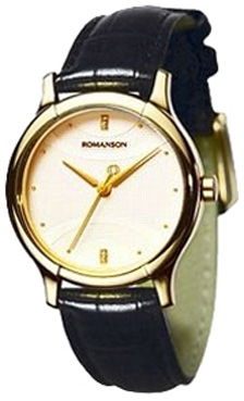 Romanson Romanson TL 1213 MG(GD) romanson женские наручные часы rn0391ql1gas1g