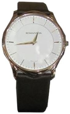 Romanson Romanson TL 2617 MR(WH) romanson женские наручные часы rn0391ql1gas1g