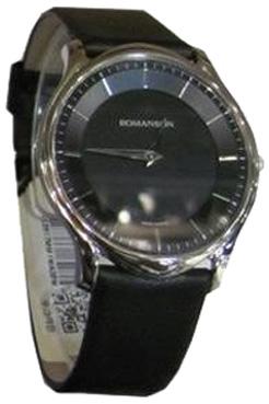 Romanson Romanson TL 2617 MW(BK) romanson женские наручные часы rn0391ql1gas1g