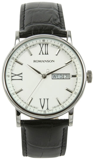 Romanson Romanson TL 1275 MW(WH)BK romanson tl 1246 mw wh wh
