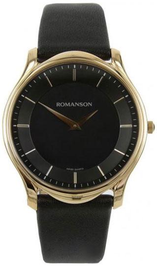 Romanson Romanson TL 2617 MG(BK)BK наручные часы romanson tl2617mw bk bk