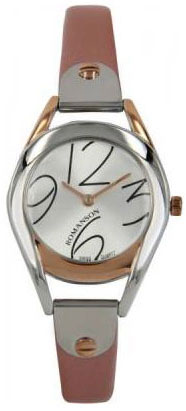 Romanson Romanson RL 1221 LJ(WH) romanson женские наручные часы rn0391ql1gas1g