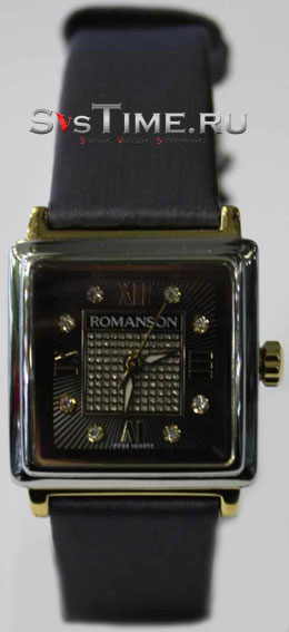 Romanson Romanson RL1242LL1CAM1G romanson женские наручные часы rn0391ql1gas1g