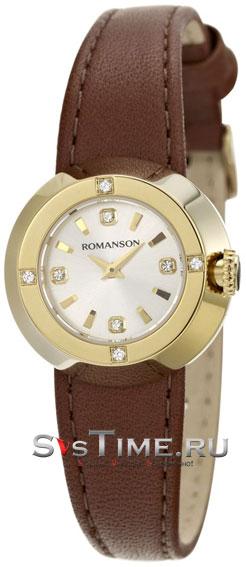 Romanson Romanson RL2611QL1GAS1G romanson женские наручные часы rn0391ql1gas1g