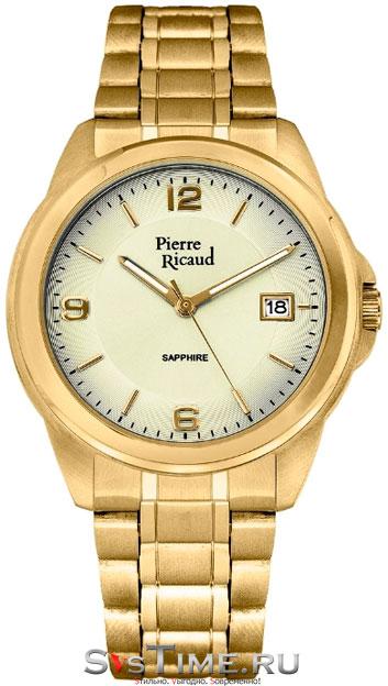 Pierre Ricaud Pierre Ricaud P15829.1151Q мужские часы pierre ricaud p91082 b114q