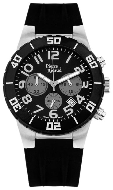 Pierre Ricaud Pierre Ricaud P60007.YX24CH мужские часы pierre ricaud p91082 b114q