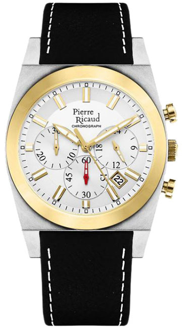Pierre Ricaud Pierre Ricaud P97021.2213CH мужские часы pierre ricaud p91082 b114q