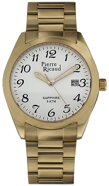 Pierre Ricaud Pierre Ricaud P97302.1122Q мужские часы pierre ricaud p91082 b114q