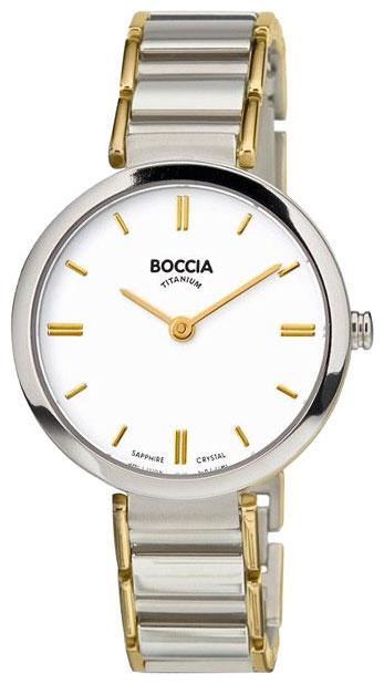 Boccia Boccia 3252-03 boccia часы boccia 3252 03 коллекция titanium