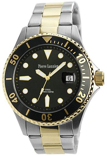 Pierre Lannier Мужские французские наручные часы Pierre Lannier 275D231