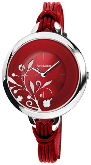Pierre Lannier Женские французские наручные часы Pierre Lannier 069F655