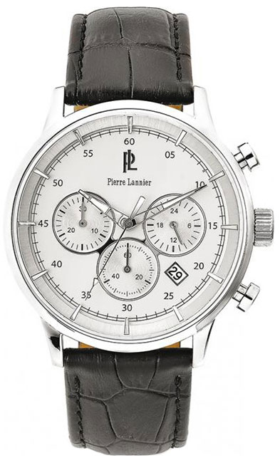 Pierre Lannier Pierre Lannier 224G123 pierre lannier часы pierre lannier 224g123 коллекция elegance chrono