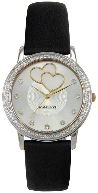 Romanson Женские наручные часы Romanson RL8254QL1CAS1G romanson женские наручные часы rn0391ql1gas1g