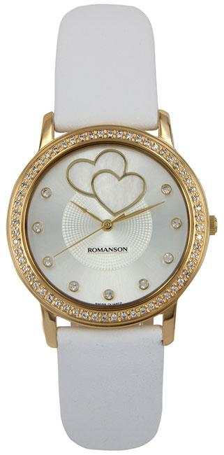 Romanson Romanson RL8254QL1GAS1G romanson женские наручные часы rn0391ql1gas1g