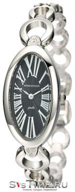 Romanson Женские наручные часы Romanson RM0348QL1WA37W romanson женские наручные часы rn0391ql1gas1g