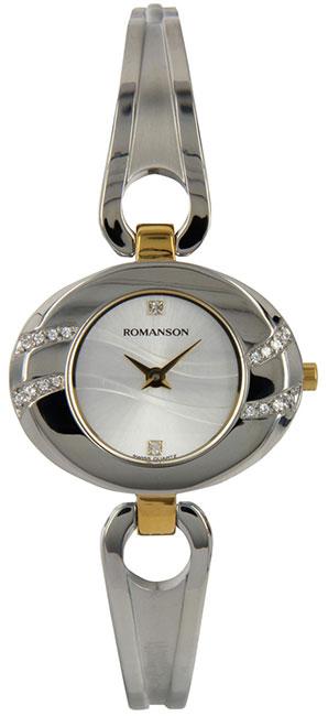 Romanson Romanson RM0391QL1CAS1G romanson женские наручные часы rn0391ql1gas1g