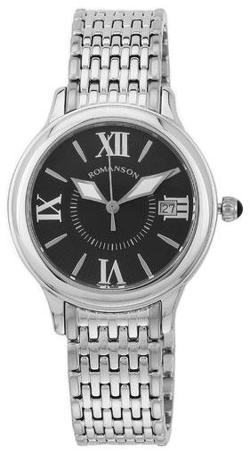 Romanson Женские наручные часы Romanson RM1222LL1WA32W romanson женские наручные часы rn0391ql1gas1g
