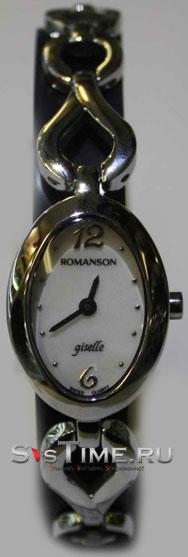 Romanson Женские наручные часы Romanson RM9239LL1WM12W romanson женские наручные часы rn0391ql1gas1g