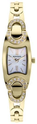 Romanson Женские наручные часы Romanson RM9240QL1GMS1G romanson женские наручные часы rn0391ql1gas1g