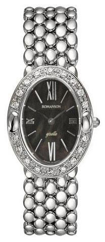 Romanson Женские наручные часы Romanson RM9903QL1WM32W romanson женские наручные часы rn0391ql1gas1g