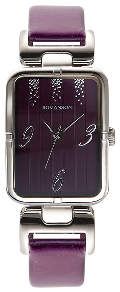 Romanson Женские наручные часы Romanson RN0356LL1WAF2W romanson женские наручные часы rn0391ql1gas1g