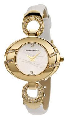 Romanson Romanson RN0391QL1GAS1G romanson женские наручные часы rn0391ql1gas1g