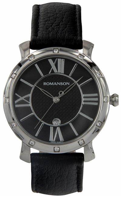 Romanson Женские наручные часы Romanson TL1256QL1WA32W romanson женские наручные часы rn0391ql1gas1g