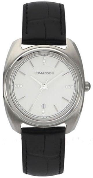 Romanson Женские наручные часы Romanson TL1269LL1WA12W romanson женские наручные часы rn0391ql1gas1g