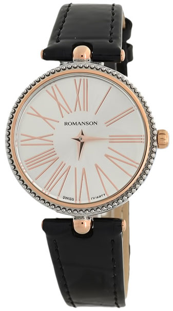 Romanson Romanson RL 0362 LJ(WH) romanson женские наручные часы rn0391ql1gas1g