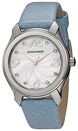 Romanson Romanson RL 3214 LW(WH)BU romanson rl 6a15q lw wh wh