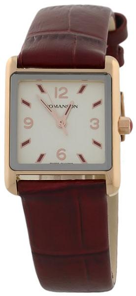 Romanson Romanson RL 3243 LR(WH)WN romanson женские наручные часы rn0391ql1gas1g