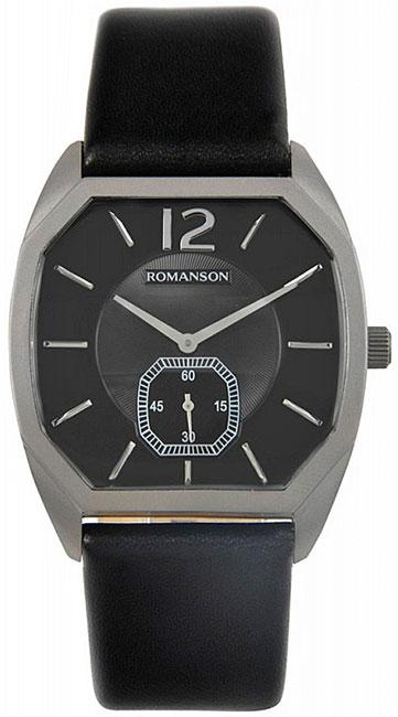 Romanson Romanson TL 1247 MW(BK)BK наручные часы romanson tl2617mw bk bk