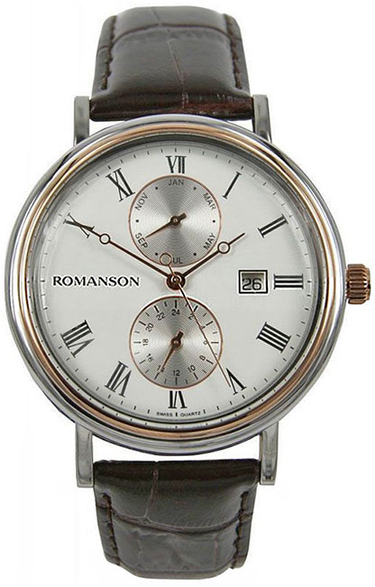 Romanson Romanson TL 1276B MJ(WH)BN romanson tl 1269 lg wh bn