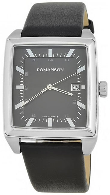 Romanson Romanson TL 3248 MW(BK)BK наручные часы romanson tl2617mw bk bk