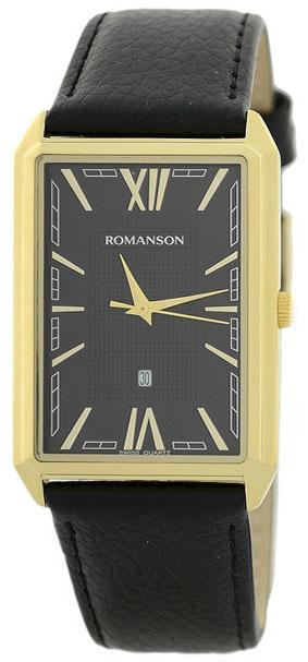 Romanson Romanson TL 4206 MG(BK)BK наручные часы romanson tl2617mw bk bk