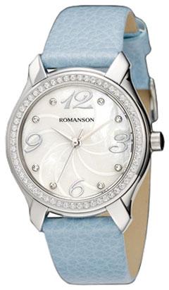 Romanson Romanson RL 3214Q LW(WH)BU romanson rl 6a15q lw wh wh