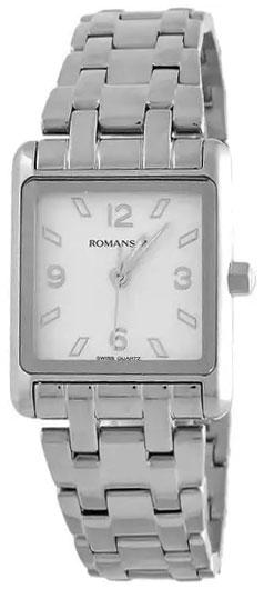 Romanson Romanson RM 3243 LW(WH) наручные часы romanson tm0337mj wh
