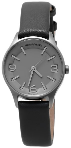 Romanson Женские наручные часы Romanson TL 1243 LW(GR)GR romanson женские наручные часы rn0391ql1gas1g