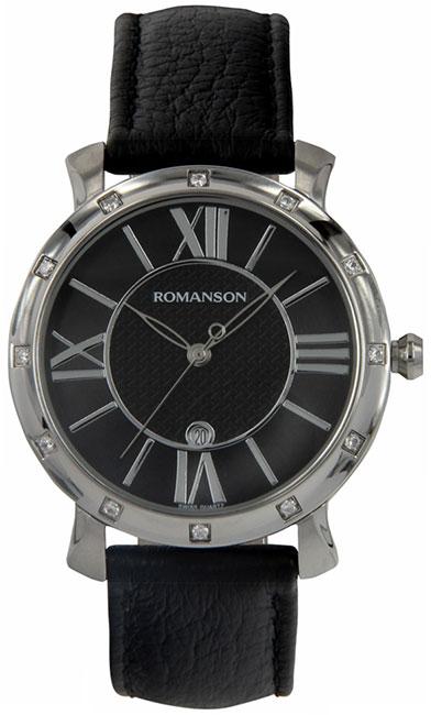 Romanson Romanson TL 1256Q LW(BK)BK romanson rl 6a02h lw wh