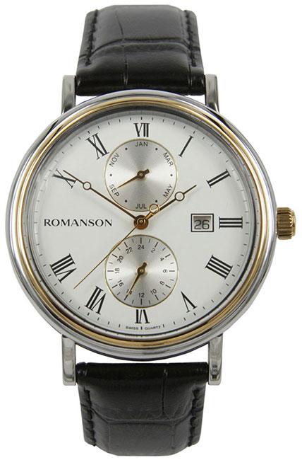 Romanson Romanson TL 1276B MC(WH)BK romanson tl 5507c mc bk