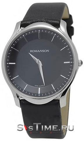 Romanson Romanson TL 2617 MW(BK)BK наручные часы romanson tl2617mw bk bk