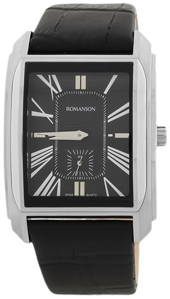 Romanson Romanson TL 2629J MW(BK)BK наручные часы romanson tl2617mw bk bk