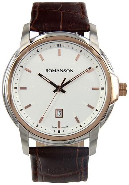 Romanson Romanson TL 2631 MJ(WH)BN romanson tl 1269 lg wh bn