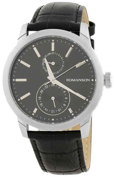 Romanson Romanson TL 2647B MW(BK)BK наручные часы romanson tl2617mw bk bk