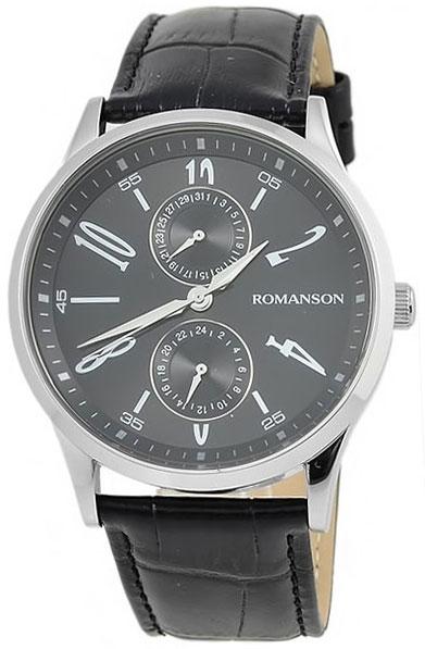 Romanson Romanson TL 2648B MW(BK)BK наручные часы romanson tl2617mw bk bk