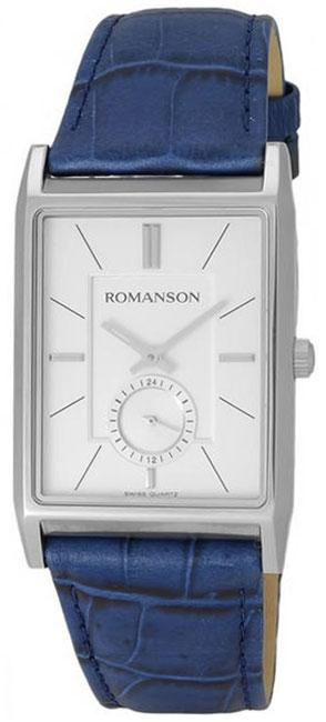 Romanson Romanson TL 3237J MW(WH)BU наручные часы romanson tm0337mj wh