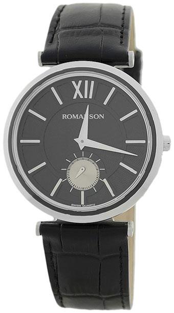 Romanson Romanson TL 3238J MD(BK)BK наручные часы romanson tl2617mw bk bk